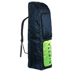 Sticktas voor hockey groot FH500 blauw/geel