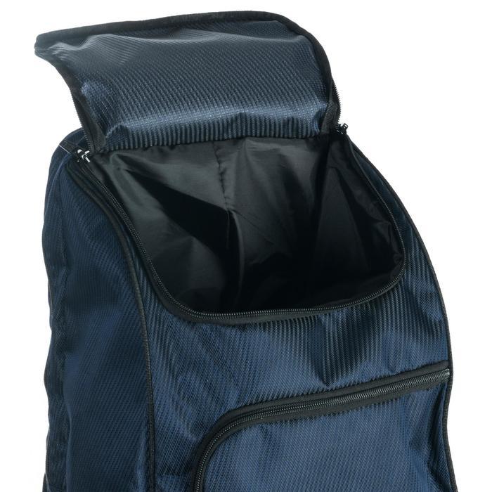 Sticktas groot FH500 blauw en geel