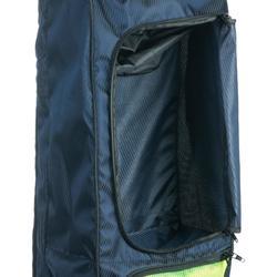 Hockeyschläger-Tasche FH500 Feldhockey groß blau/gelb