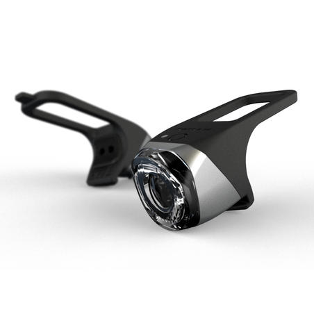 FL 900 LED USB Front Bike Light - Black