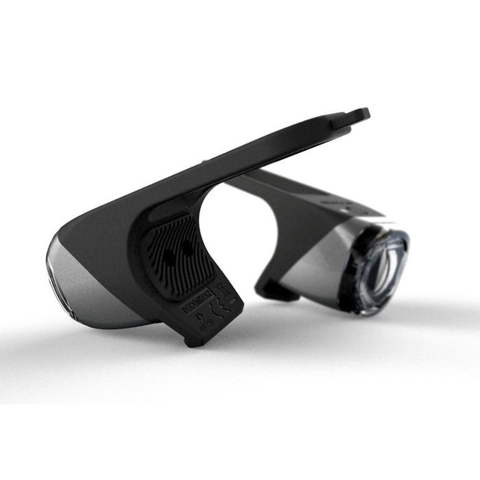 ECLAIRAGE VELO LED VIOO ROAD 900 AVANT NOIR USB