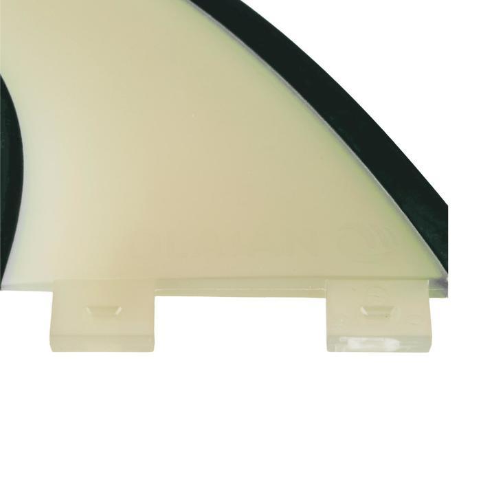 Tabla de surf 900 6' estratificada a mano con resina epoxi. 3 alerones FCS.