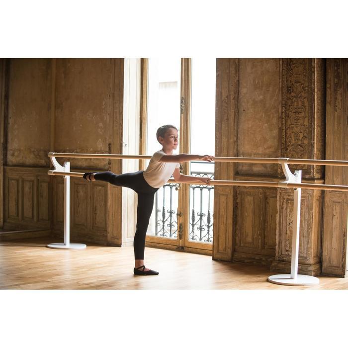 Ballet tight voor jongens zwart
