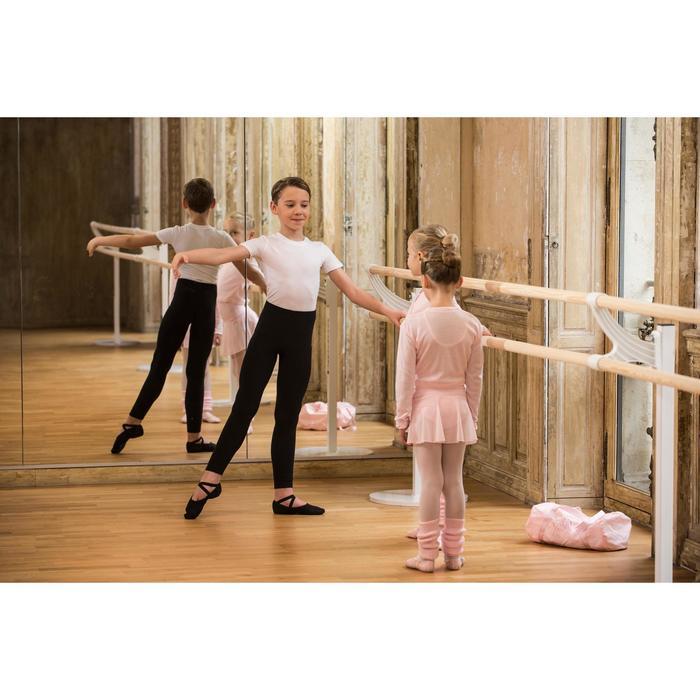 Cache-coeur klassiek ballet meisjes lichtroze
