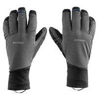 Trek 900 Adult Mountain Trekking Windproof Gloves - Grey