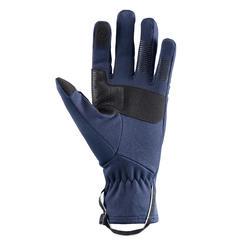 Handschuhe Trek 500 Erwachsene marineblau