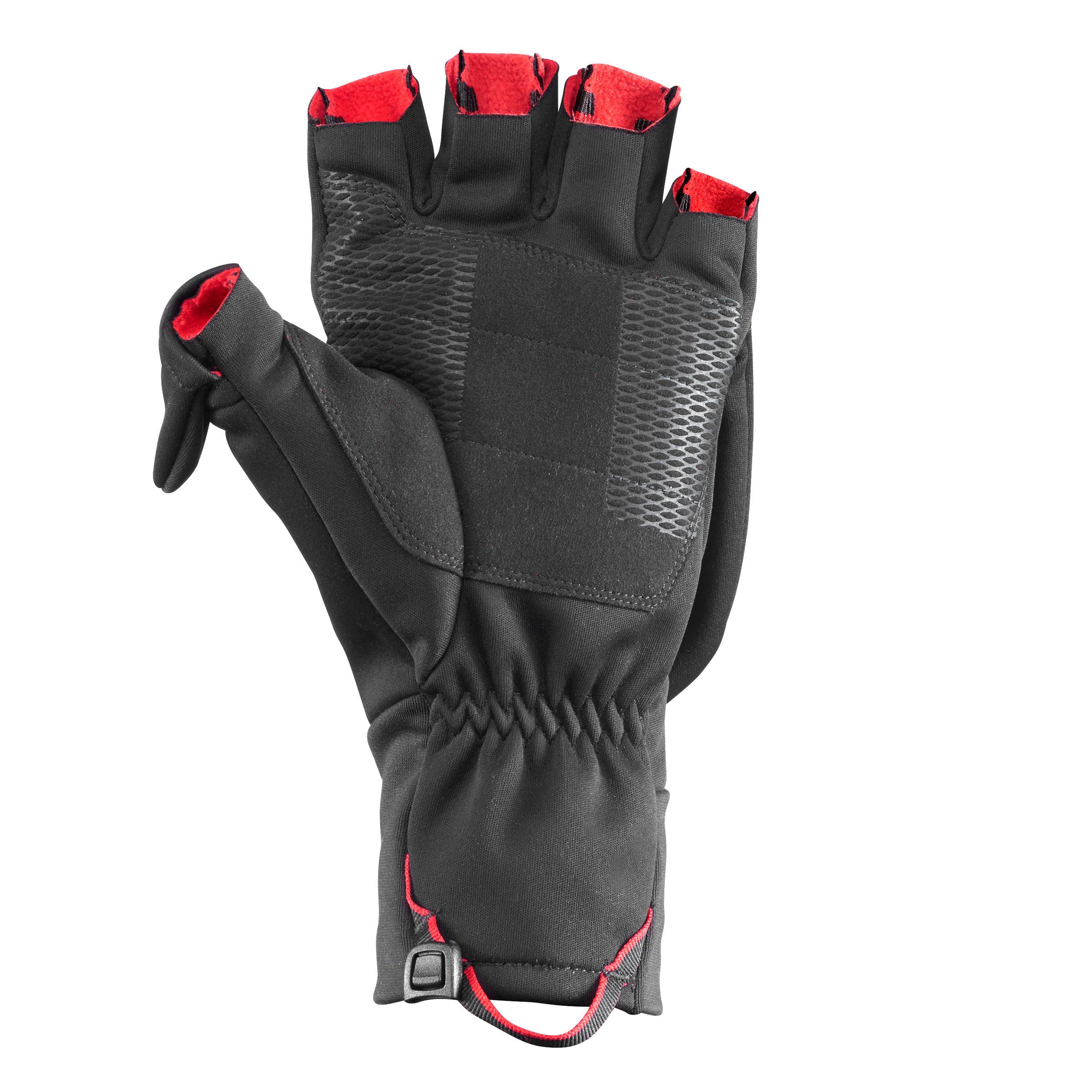 Bootsport Größe S, schwarz/blau Wakeboard/Wasserski-Handschuhe Bekleidung