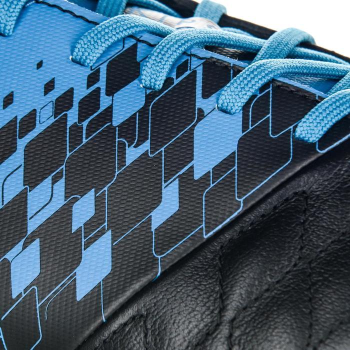 Chaussure de rugby adulte terrains secs Agility R900 FG bleu noir - 1490247
