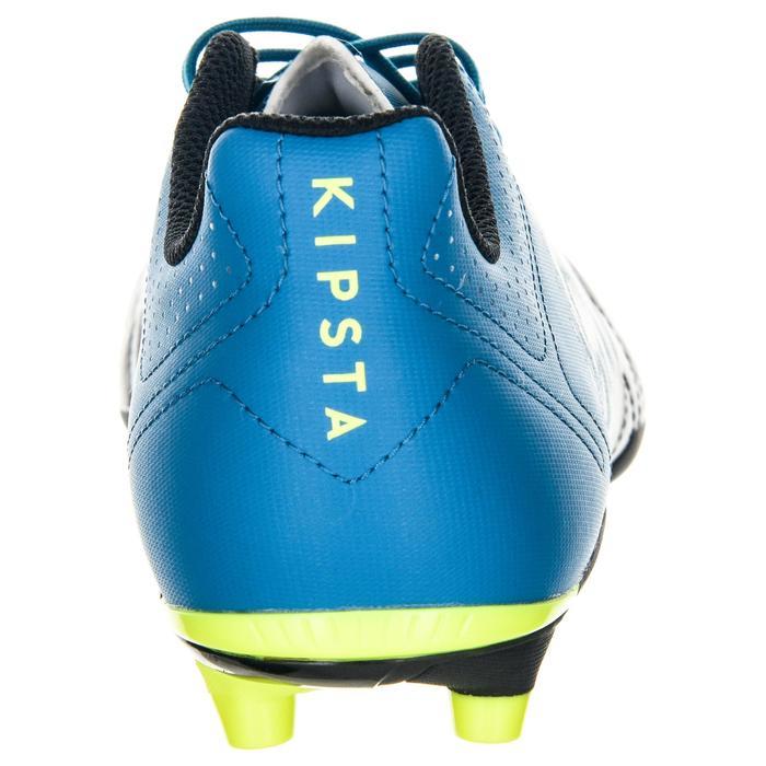 Chaussure de rugby adulte terrains secs Agility R900 FG bleu noir