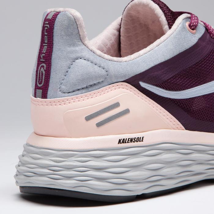 Joggingschoenen voor dames Run Comfort bordeaux