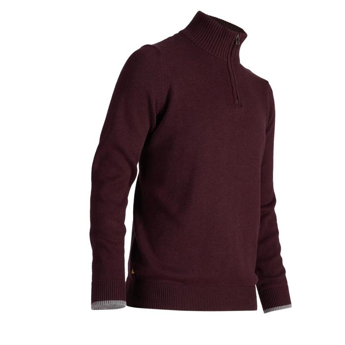 PULL GOLF TEMPS FROID MARINE POUR HOMME - 1490319