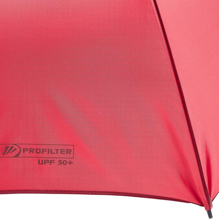 Parapluie golf 500 UV noir - 1490357