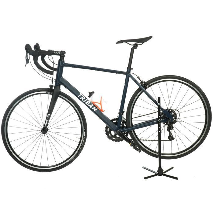 Support vélo arrière réglable