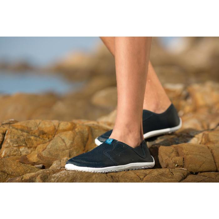 Aquashoes chaussures aquatiques 120 adulte grises - 1490388