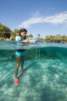 Zapatos acuáticos Aquashoes 120 rosa coral