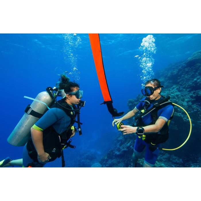 Compacte haspel voor diepzeeduiken SCD 20 m