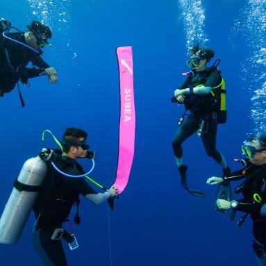 entretenir son parachute de plongée subea