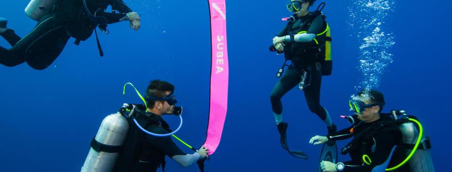 pratiquer la plongée en couple en famille subea decathlon