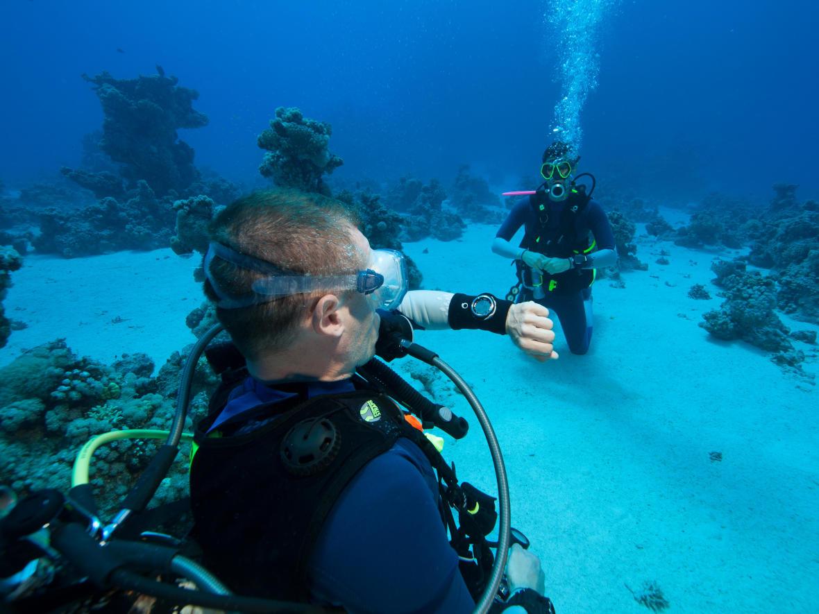 La fréquence de révision du matériel de plongée