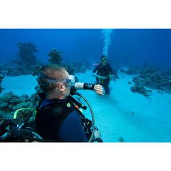 Manchon protection montre ordinateur de plongée néoprène SCD noir