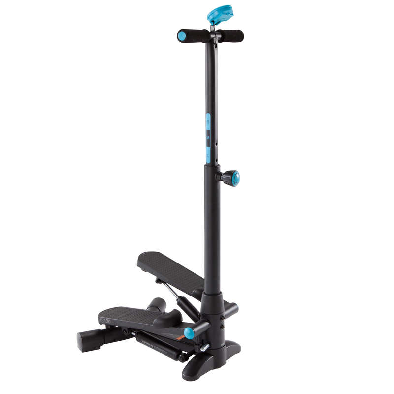 FITNESS CARDIO STEPPER Fitness and Gym - MS120 Stepper DOMYOS - Exercise Machines