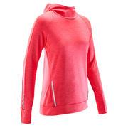 Run Warm Women's Running Long-Sleeved Jersey - Pink