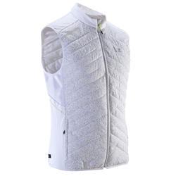 Mouwloos vest running heren Run Warm+ N