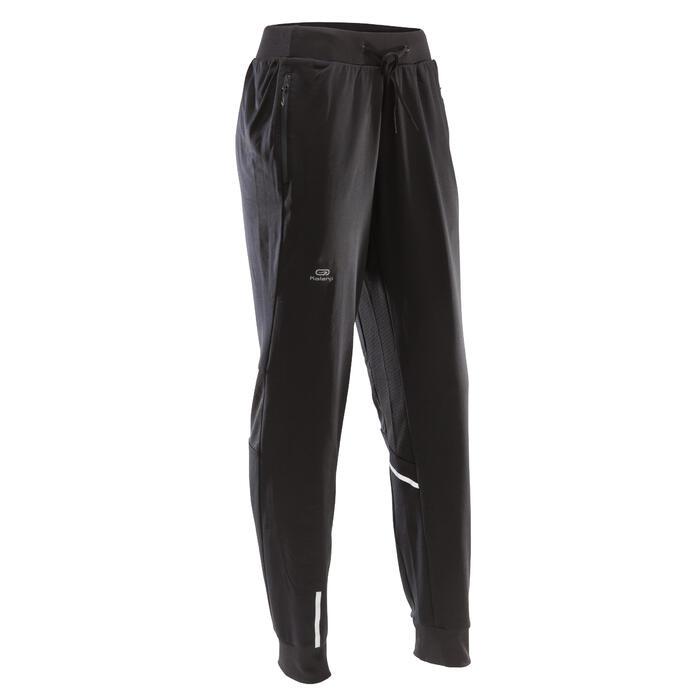 Heren loopbroek Run Warm+ zwart - 1490535