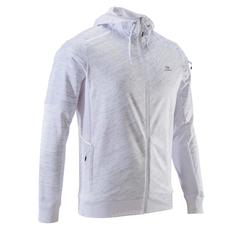 Laufjacke Run Warm+ Pocket Herren weiß