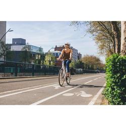 "E-Bike City Bike 28"" Elops 920E LF Damen Brose Drive T weiss"