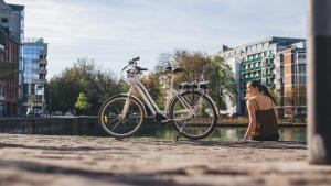 vélo éléctrique decathlon