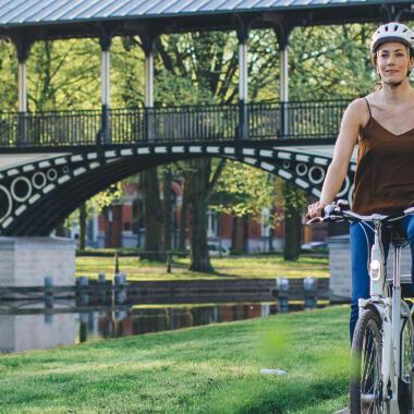 Elops vélo éléctrique btwin