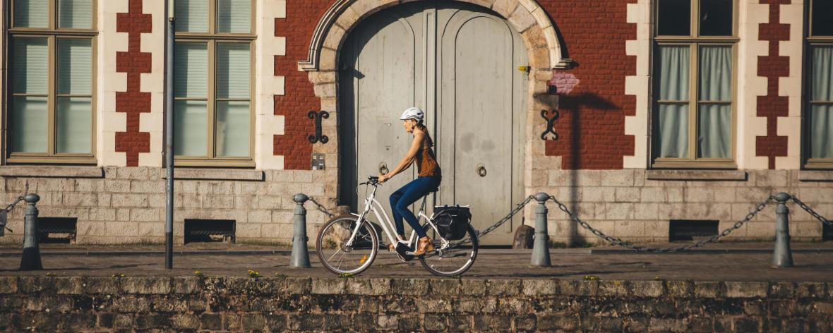 stress boulot vélo