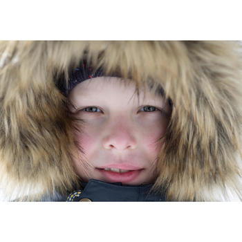 Veste chaude imperméable de randonnée Garçon XX WARM - 1490746