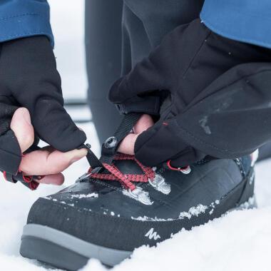 Scegliere bene le scarpe per fare escursioni in inverno | DECATHLON