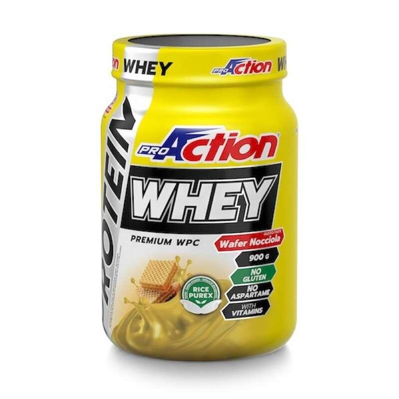 PROTEINE E COMPLEMENTI ALIMENTARI Proteine mantenimento muscolare - Protein whey rich wafer proact PROACTION - Boutique alimentazione 2019