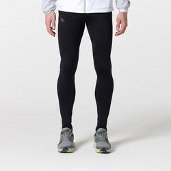 5570f0483aa12e RUN WARM MEN'S RUNNING TIGHTS BLACK