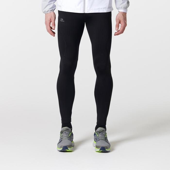 COLLANT RUNNING HOMME RUN WARM NOIR - 1490915
