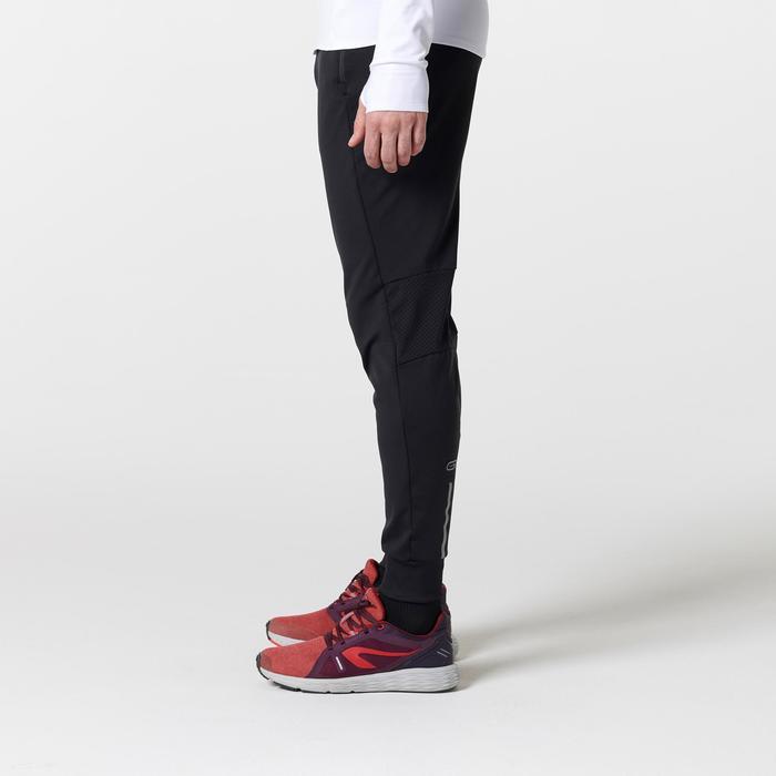 Heren loopbroek Run Warm+ zwart - 1490970
