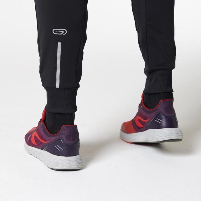 Heren loopbroek Run Warm+ zwart - 1491012