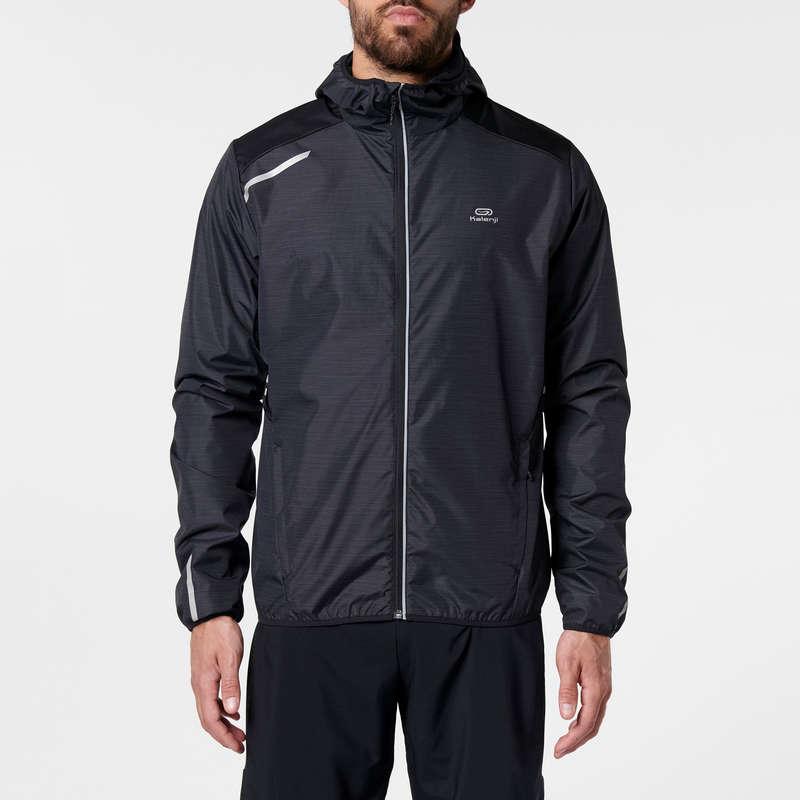 ERKEK DÜZENLİ KOŞU YAĞMURLU HAVA GİYİM Jogging - RUN RAIN YAĞMURLUĞU  KALENJI - All Sports
