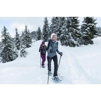 Chaussures de randonnée neige femme SH500 active chaudes et imperméables - 1491179