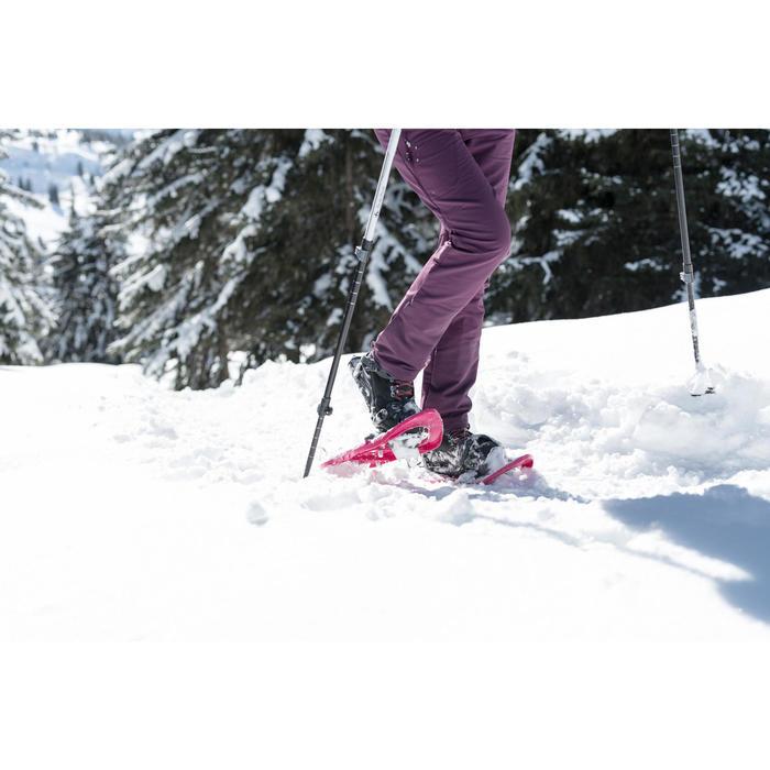 Chaussures de randonnée neige femme SH500 active chaudes et imperméables - 1491194