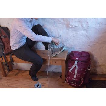 Chaussures de randonnée neige femme SH500 active chaudes et imperméables - 1491195