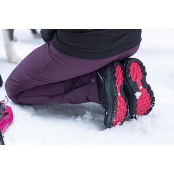 Chaussures de randonnée neige femme SH500 active chaudes et imperméables - 1491196
