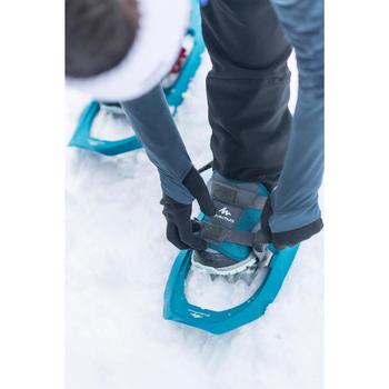 Raquettes à neige de randonnée Inuit SH500 Bleu - 1491202