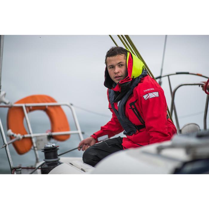 Segeljacke Offshore 900 Herren rot