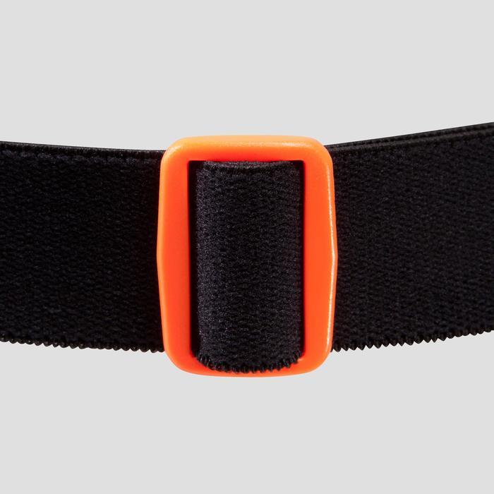 LINTERNA FRONTAL TRAIL RUNNING ONNIGHT 410 negro naranja - 160 lúmenes