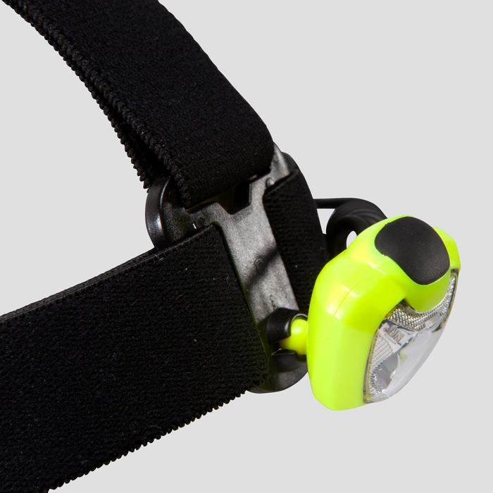 Hoofdlamp voor trail Onnight 410 zwart geel - 160 lumen
