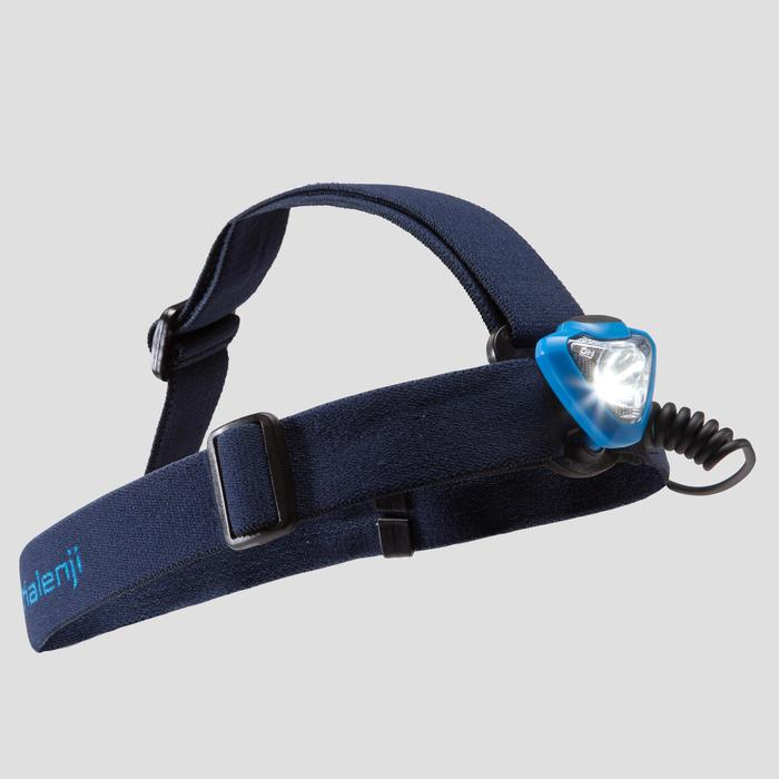 Linterna Frontal Trail Running Onnight 210 Azul /100 LÚMENES